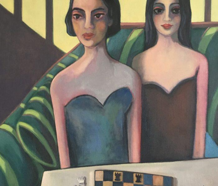 Judith et Zsofia
